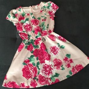 Ruby and Bloom floral dress.  NEW with tags